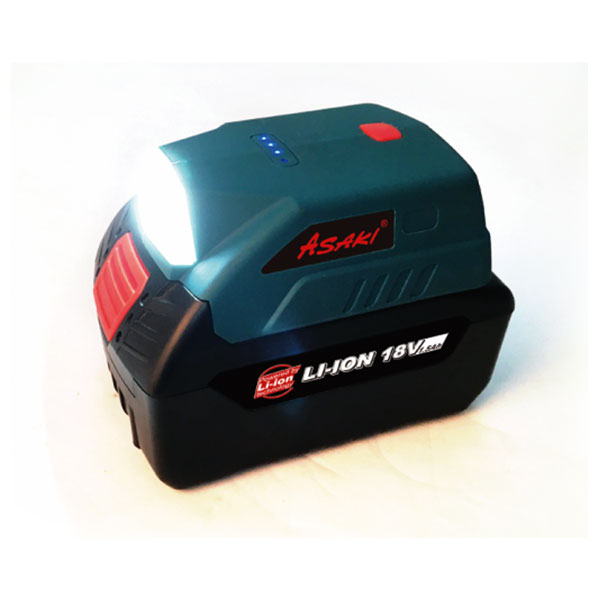 Lithium-ion Cordless Power Source-PB1402/1801